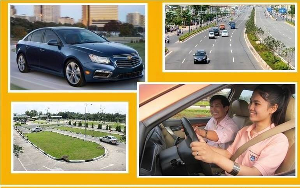 bảng giá học lái xe ô tô quận ba đình