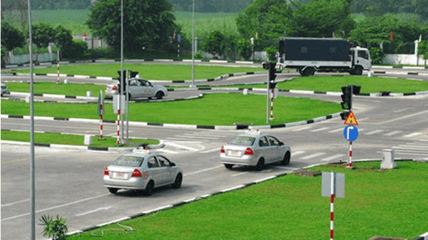 bài thi thay đổi số và tốc độ trên đường