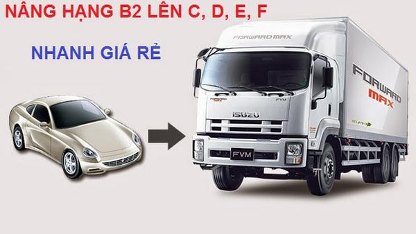 học lái xe nâng hạng c, d, e tại Từ Liêm