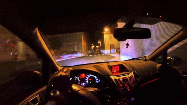 học lái xe ô tô buổi tối