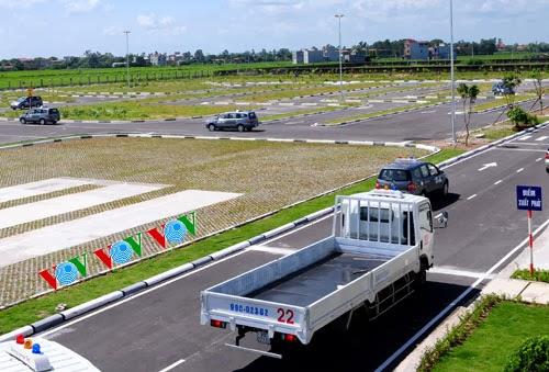 đào tạo lái xe ô tô tải hạng c