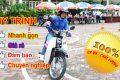 Thi bằng lái xe máy trọn gói tại Hà Nội | Trung tâm VOV