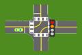 Bài 5 Qua ngã tư đèn giao thông